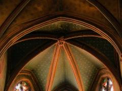 Eglise Saint-Pierre - Français:   Orthez - Église Saint-Pierre - Voûte de l\'abside