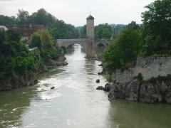 Vieux Pont -  Orthez (Gave de Pau)