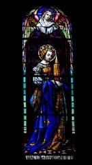 Eglise Saint-Jean-Baptiste - L'église Saint-Jean-Baptiste à Saint-Jean-de-Luz (Pyrénées-Atlantiques, Aquitaine, France).