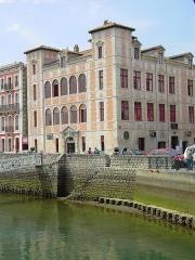 Maison dite de l'Infante -  La Maison de l'Infante à St Jean de Luz le 05/04/06 par Harrieta171