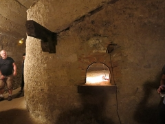 Citadelle - English: Bread oven of the fortress of Saint-Jean-Pied-de-Port (Pyrénées-Atlantiques, France).