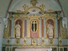 Eglise de Sarrance -  Capera Sent Norbert.
