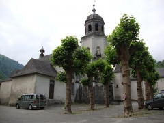 Eglise de Sarrance -  Sarrance (Pyr-Atl, Fr) Notre-Dame church