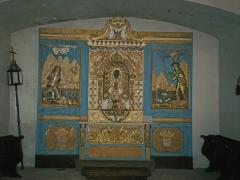 Eglise de Sarrance -  Capera Sent Martin.