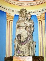 Eglise de Sarrance -  La Verge de Sarrança