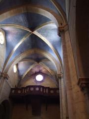 Eglise Saint-André -  Author: Sebb Date: 07/2006  Description: Voûte de l'église Saint-André