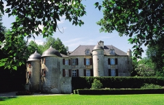Château d'Urtubie - English: Castle