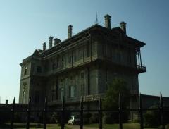 Château d'Ilbarritz -  Author: Sebb Date: 07/2006