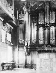 Château d'Ilbarritz - English: Ilbarritz Castle - Organ - Cavaillé-Coll 1898: