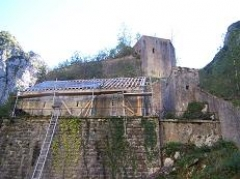 Ensemble fortifié du Portalet (également sur commune de Borce) -  Fort du portalet