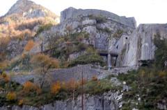 Ensemble fortifié du Portalet (également sur commune de Borce) -