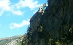 Ensemble fortifié du Portalet (également sur commune de Borce) -  Fort du Pourtalet