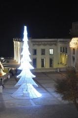 Casino municipal - Biarritz- Illumination Noel 2016