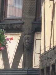 Maison - Français:   Maison au 29 Grand\'Rue de Bouxwiller (67) France