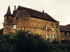 Château - Deutsch: Schloss in Breuschwickersheim