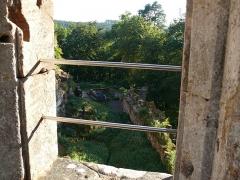 Ruines du château de Schoeneck -  P1080565