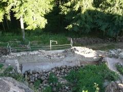 Ruines du château de Schoeneck -  P1080531