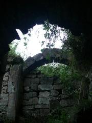 Ruines du château de Schoeneck -  P1080602