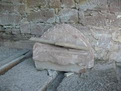 Ruines du château de Schoeneck -  P1080512