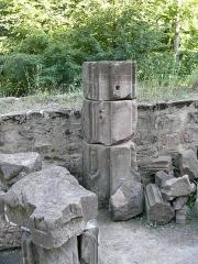 Ruines du château de Schoeneck -  P1080572