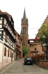 Hôtel de ville -  Dambach-la-Ville, Alsace, France