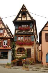 Maison -  Dambach-la-Ville, Alsace, France