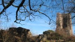 Ruines du château du Grand-Geroldseck -  Château du Grand-Geroldseck IMG_5783