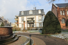 Fontaine aux Abeilles -  Haguenau, rue des Johannites
