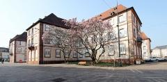 Hôpital civil - Deutsch: Hôpital Saint-Martin (Haguenau)