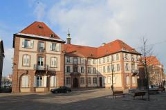 Hôpital civil -  Haguenau