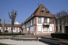 Ancien Hôtel du Commandant-de-la-Place - Deutsch: Haus des Commandant de la Place