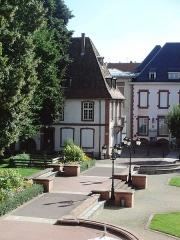 Ancien Hôtel du Commandant-de-la-Place -  CIMG8050