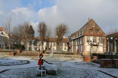 Ancien Hôtel du Commandant-de-la-Place -  Haguenau