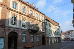 Ancien Hôtel Barth -  Haguenau