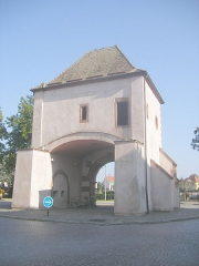 Porte de Wissembourg -  Haguenau (Bas-Rhin)