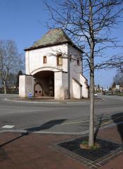 Porte de Wissembourg - Deutsch: Hagenau