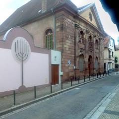 Synagogue - Deutsch: Synagoge Haguenau