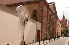 Synagogue -  Synagogue de Haguenau