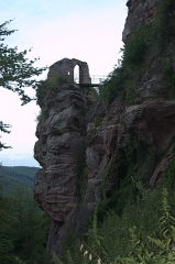 Château du Froensbourg ou Frundsberg -  DSC_2820