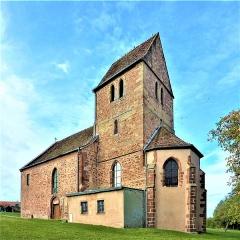 Eglise de Sindelsberg - Deutsch: Chapelle du Sindelsberg