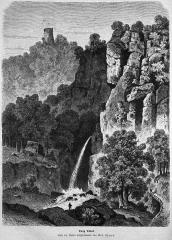 Ruines du château du Nideck -