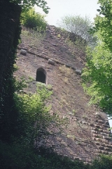 Ruines du château du Nideck - Deutsch: Burg Nideck