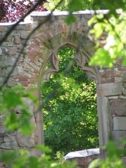 Ancien couvent des chanoines réguliers de saint Augustin -  Abbaye de Truttenhausen