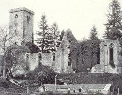 Ancien couvent des chanoines réguliers de saint Augustin - Français:   Ancienne abbaye de Truttenhausen à Obernai (Bas-Rhin, Alsace, France).