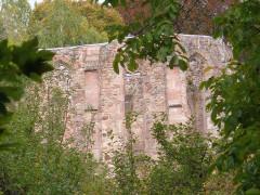 Ancien couvent des chanoines réguliers de saint Augustin - Deutsch: Truttenhausen, Elsass