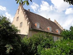 Vieux remparts - This building is indexed in the Base Mérimée, a database of architectural heritage maintained by the French Ministry of Culture,under the reference IA00023952 .