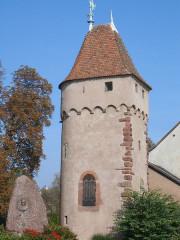 Vieux remparts -