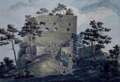 Ruines du château de Birkenfels -