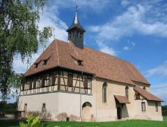 Chapelle Sainte-Marie-du-Chêne ou Notre-Dame-du-Chêne -