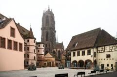 Ancien Hôtel d'Ebersmunster -  Sélestat (Alsace, France)
